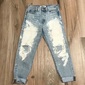 Limited Edition Levi's X Rolling Stones Jeans